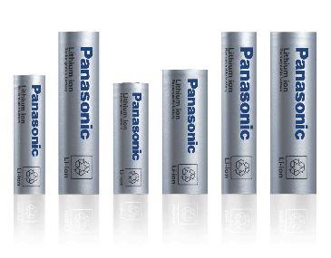 Ncr18650pf 円筒形リチウムイオン電池 電子デバイス・産業用機器 Panasonic