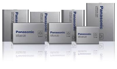 Cylindrical Type Panasonic Industry Europe
