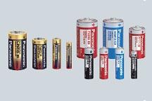 Photo:Zinc Carbon and Alkaline Batteries