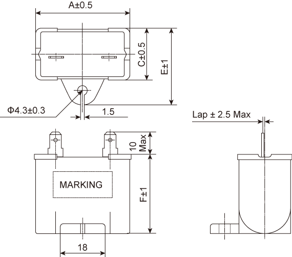 Q series (Mounting type)  image