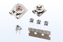 Photo:Trimmer Potentiometers