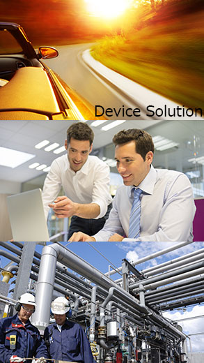 Panasonic Device Solutions (Automotive, ICT, Electronic Control, Home Appliances, Others)