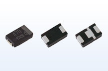 Photo:Conductive Polymer Aluminum Electrolytic Capacitors (SP-Cap)