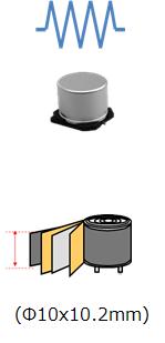 Φ10x10.2mm