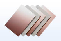 """Photo:Circuit Board Materials for LED lightings """"ECOOL"""" series"""