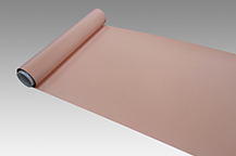 Double-side copper laminate PET films for large-screen touch