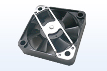 Photo:Cooling Fan with Unique Hydro Dynamic Bearing