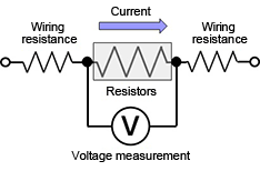 Wiring for Voltage Detection