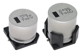 Aluminum Electrolytic Capacitors (Surface Mount Type)