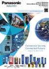 Industrial Batteries Catalog
