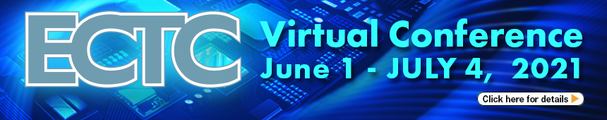 ECTC Virtual Conference June 1 - JULY 4, 2021